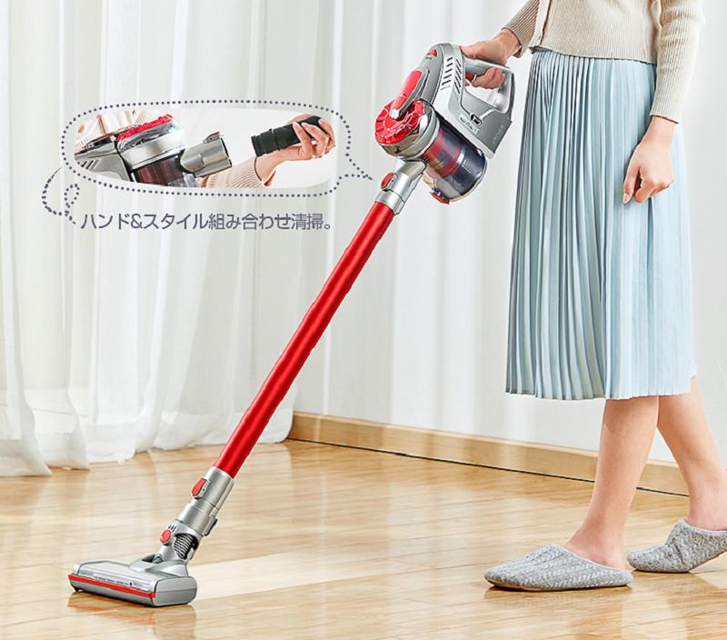 吸尘器好用吗?高效清除灰尘都选它