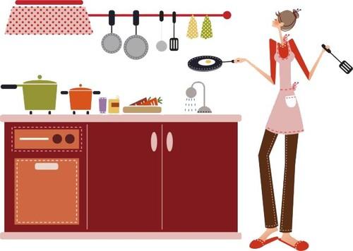 老厨房改造 空间不够集成灶来拯救,你的厨房需要逆袭!
