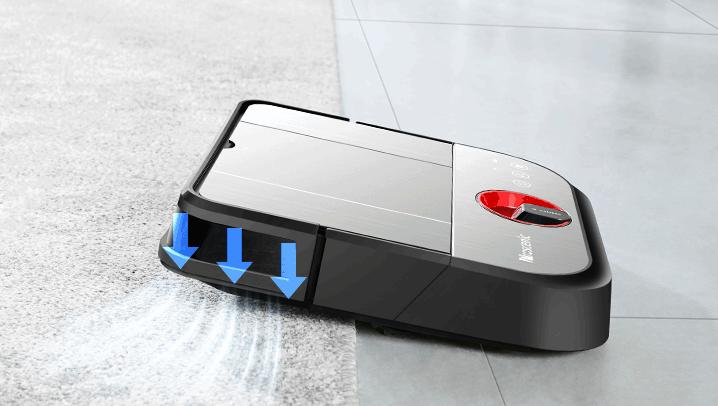 扫得干净还很智能,浦桑尼克扫地机器人GT320懒人的福音