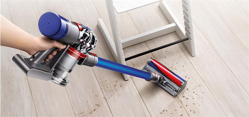 吸尘器哪个品牌好?居家清洁新概念