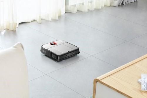 清扫更彻底,浦桑尼克GT320扫地机开启智能时代