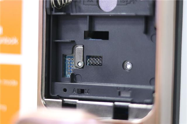 实力与颜值双爆表!桔子物联Orange R9全自动推拉智能锁评测