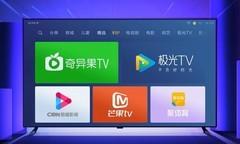 除了70寸大屏,Redmi电视海量视频资源同样令人心动!
