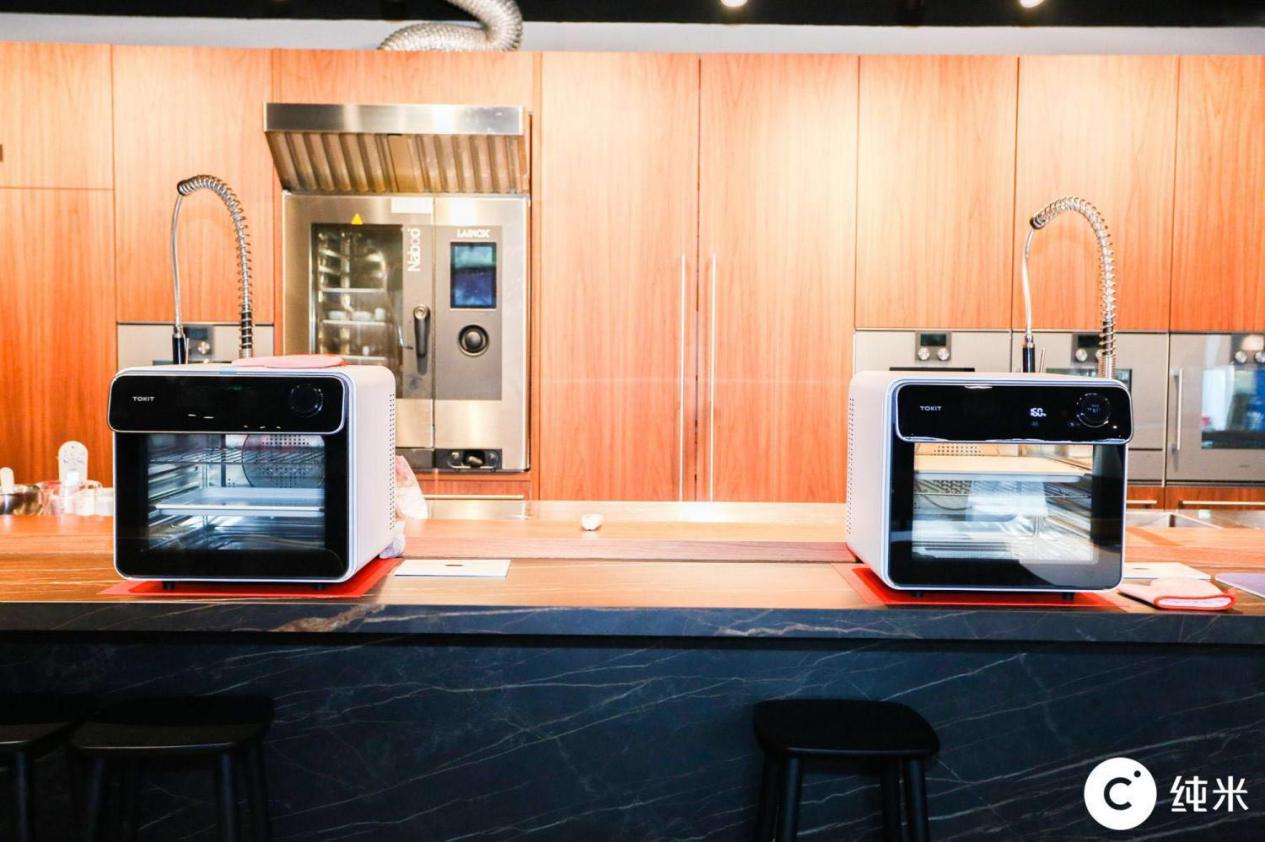 纯米科技加速布局厨房全生态,六年进化重新定义智能烹饪