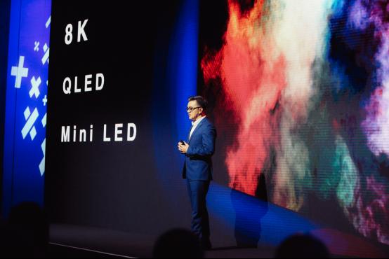 8K+QLED+MINILED,拥有三大Buff加持的TCL电子系列新品全球首发