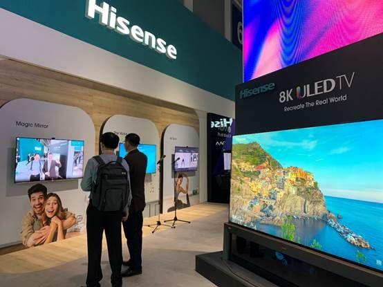 海信欧洲实力曝光!Hisense、Gorenje、ASKO三大品牌组团亮相IFA 2019