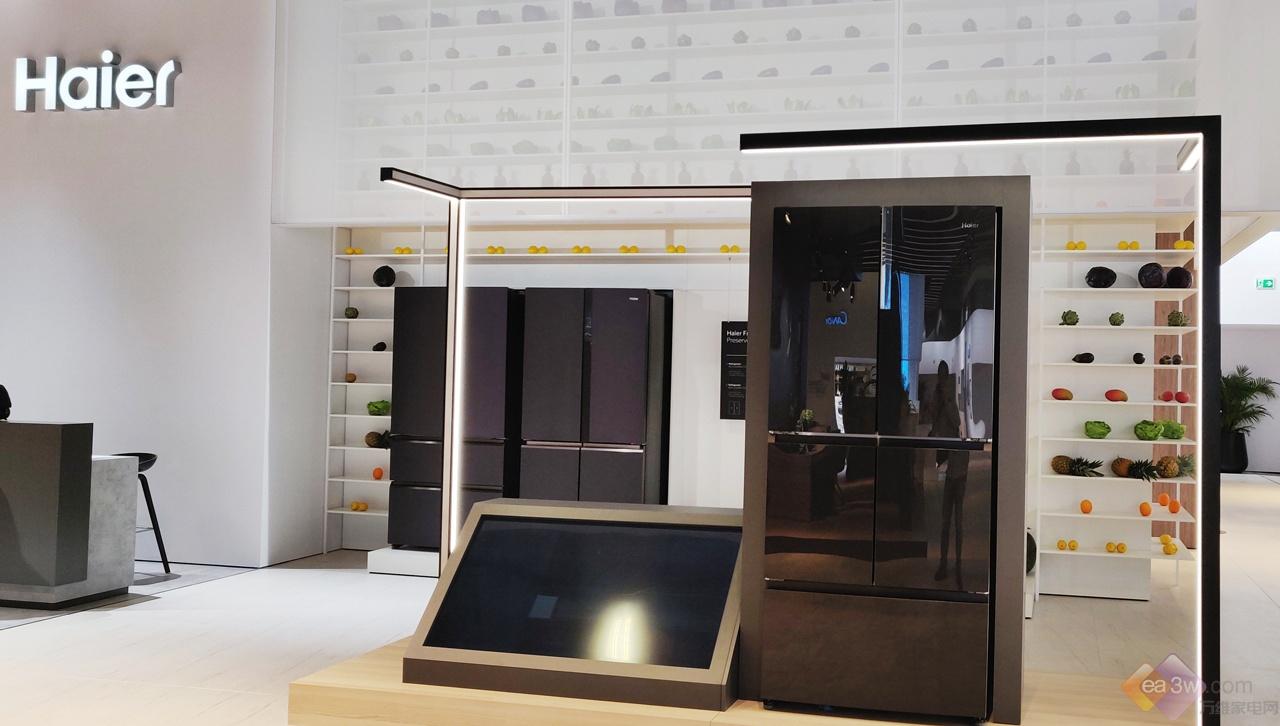 聚焦海尔IFA展台:零距离接触那些未来可能会改变未来的黑科技