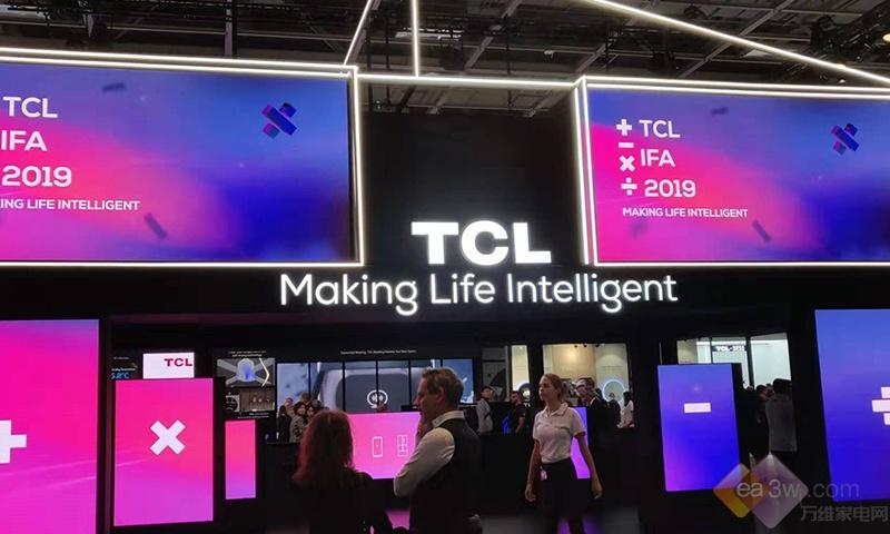 IFA2019:TCL电视新贵TCL C10双屏QLED TV,为用户带来全新视听选择