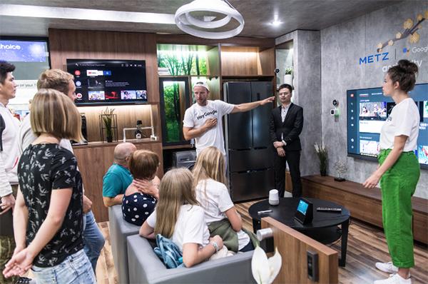 "IFA2019开幕,创维智能人居用硬核实力演绎""智能互联"""