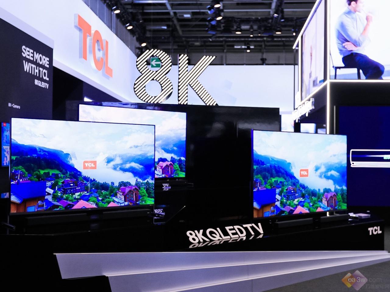 """IFA看未来:锁定""""大屏""""市场,TCL率先布局电视""""新航路"""""""