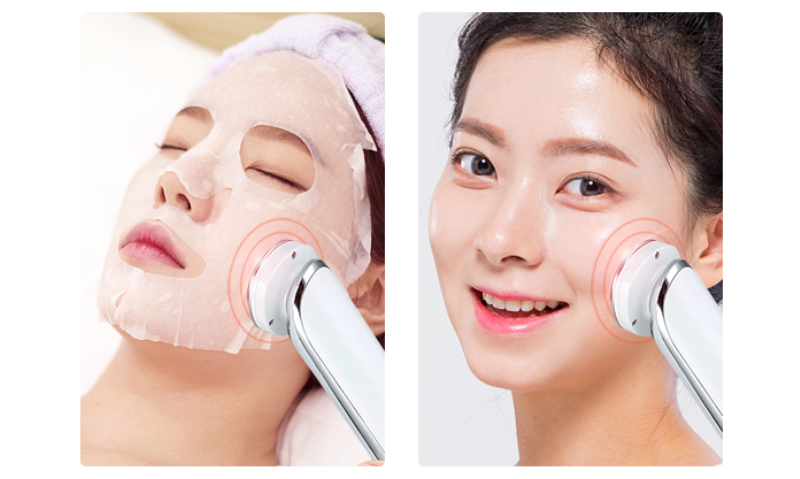 UGS优肌诗嫩肤美容仪针对肌肤问题,多款功能呵护肌肤