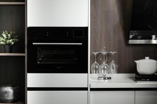 """小厨房拥有""""大食界"""",老板蒸烤一体机C906做你爱的美食"""