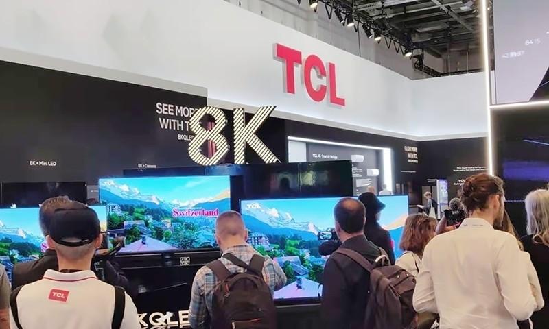 强势出击 TCL X9 8K QLED电视,用实力诠释未来智能生活新风尚