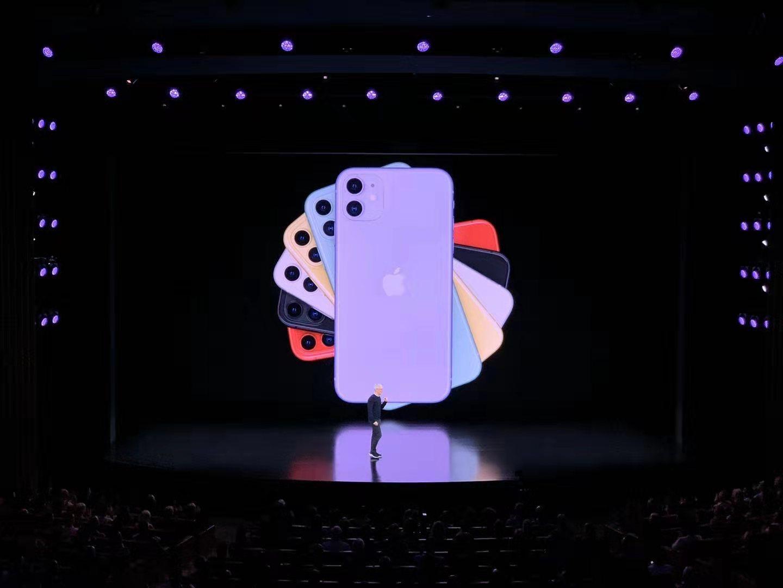 科技早闻:iPhone 11发布,售价5499元起;深圳首次使用5G网络进行视频查房