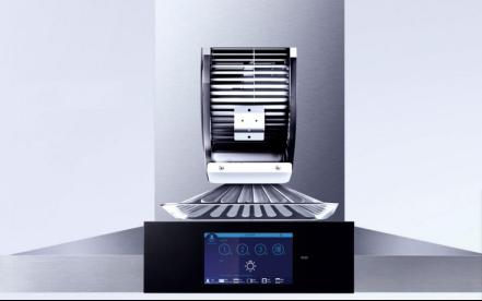 集成油烟机三度获奖,老板电器致力打造集成厨房生态