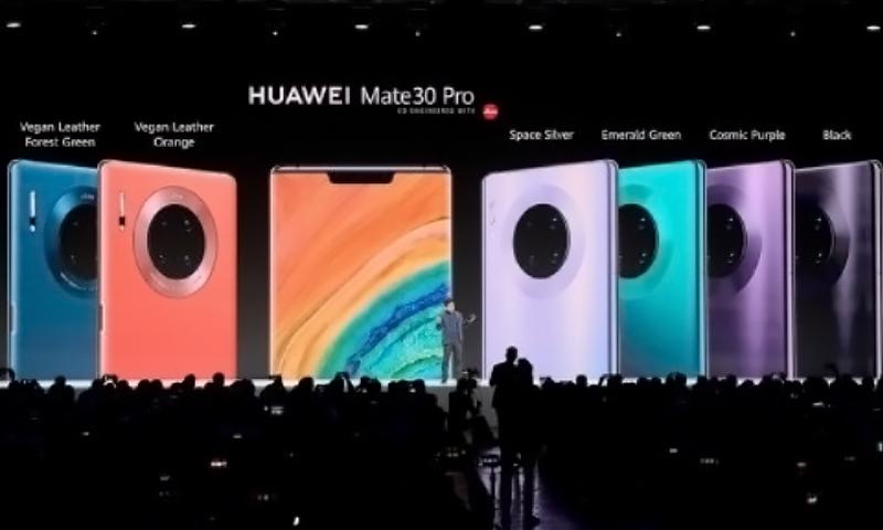 科技早闻:华为发布Mate30系列智能手机,苏宁小Biu电视预计11月底发布