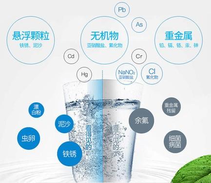 多项全能的净化管家,这款600G大通量净水器秒杀很多大牌产品