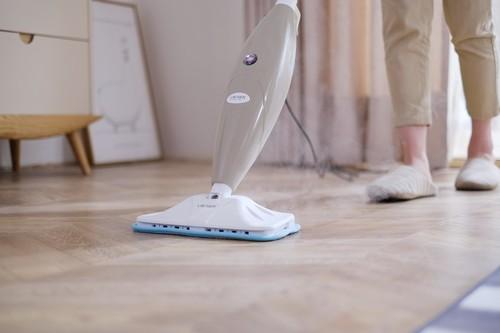 蒸汽拖把好用吗?智能清洁黑科技让房屋清洁变得更轻松