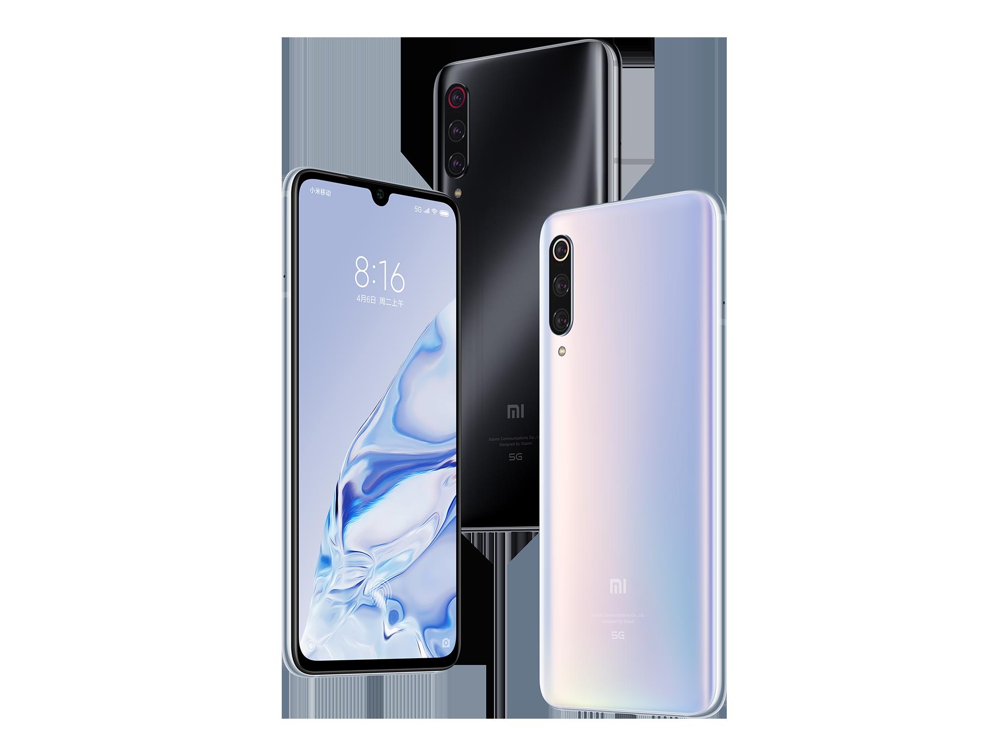 最超值的5G双卡手机 小米9 Pro 5G发布售价3699元起