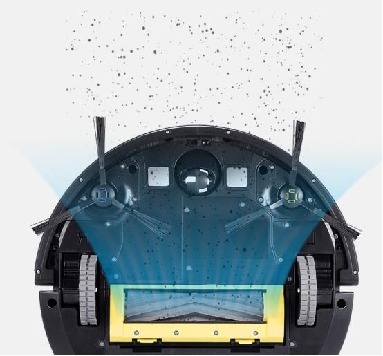 ILIFE智意X800扫地机器人全新升级,仅售1099