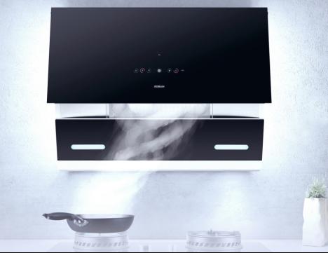 """大吸力让厨房远离油腻,老板电器""""年度机皇""""掳获市场芳心"""