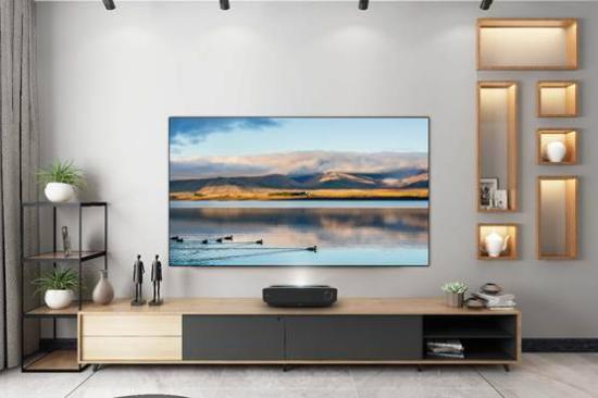 自带热销体质,激光电视凭借五大优势成为大屏电视首选