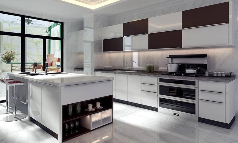 这些集成厨房新贵惊艳了时光,金九银十新房装修就该这么选