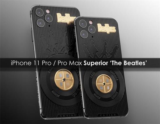 """科技早闻:""""乔布斯""""版iPhone 11 Pro/Max约4.4万元起售,谷歌发布Pixel Buds真无线蓝牙耳机"""
