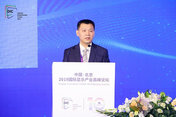 第十届中国·北京2019国际显示产业高峰论坛在京举行