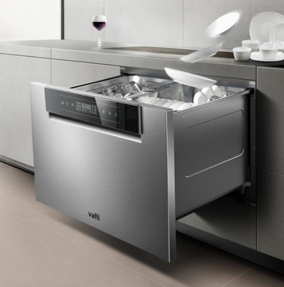 消毒柜这些锅你背了吗?看看华帝干态洗碗机如何解决消毒柜的缺陷
