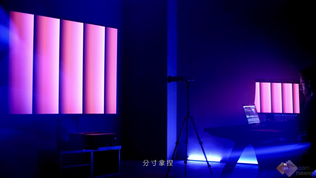 明基色彩工程师现身说法  揭开激光电视真色彩之谜