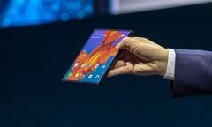 华为发布Mate X折叠屏手机,对于折叠屏手机你怎么看?