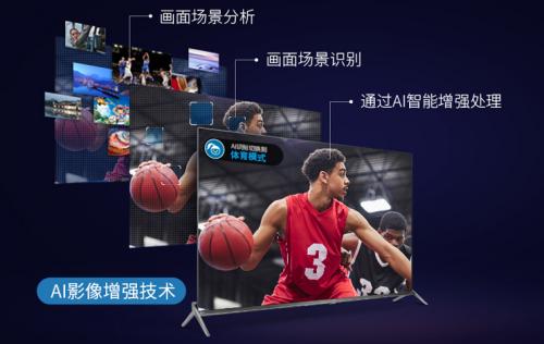 球迷必备神器——TCL 55Q680全场景AI电视运动版