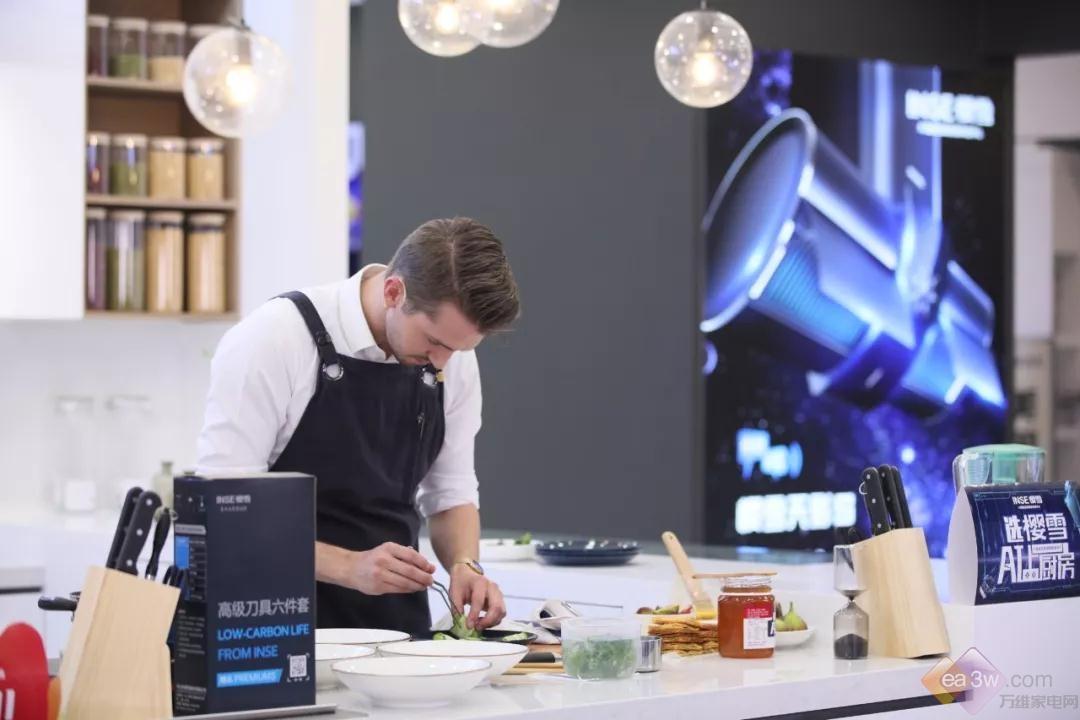 智能AI互联在厨房的崛起