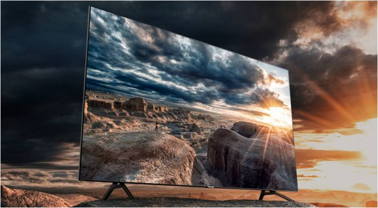 5G勾勒8K产业未来图景,三星电视技术赋能引领8K浪潮