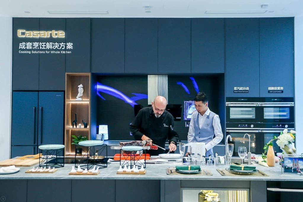 中国厨电唯海尔拥有全球化布局 前景可观
