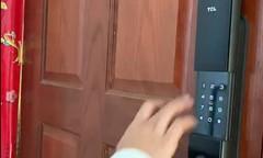 网友试用:TCL物联网智能锁K5,让带钥匙终于成为往事
