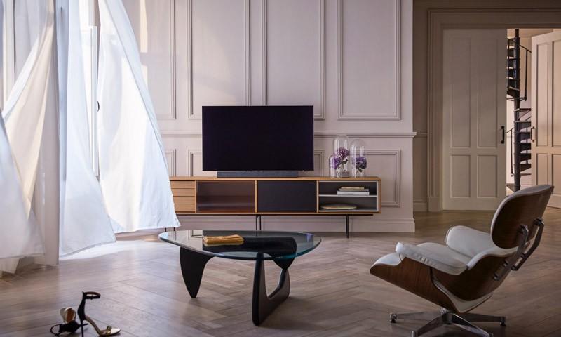"""飞利浦与B&W打造""""联名款""""OLED电视,电视跨入""""奢侈品时代"""""""