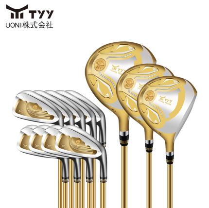 十大高尔夫品牌,优质球杆享受击球乐趣