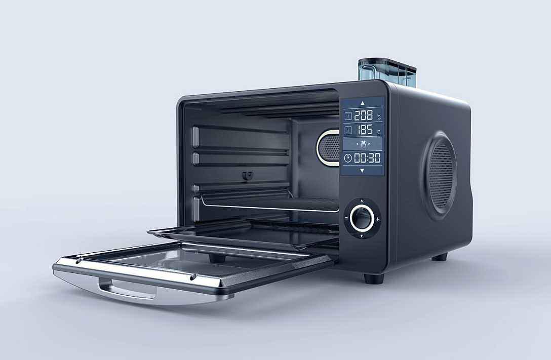 蒸汽烤箱和蒸烤一体机傻傻分不清?它们差很多,看了你就懂了