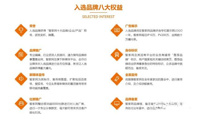 万众期待行业盛事!第三届智家网智能家居十大品牌风云榜网络评选月启动!