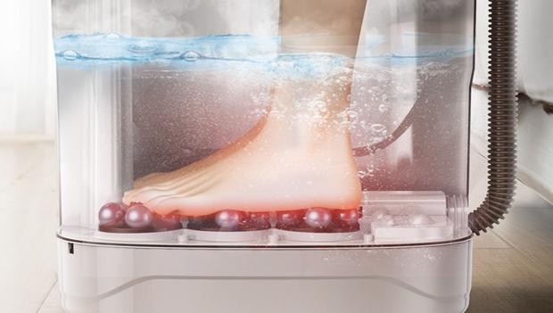 6000的足浴盆你会买么?泡脚的魅力你信么?