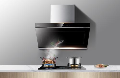 一键解决冬季清洁难痛点 格兰仕智能洗油烟机让厨房告别油腻