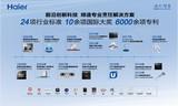 """24项标准、6000余项专利!""""海尔系""""厨电销量将超千万台"""