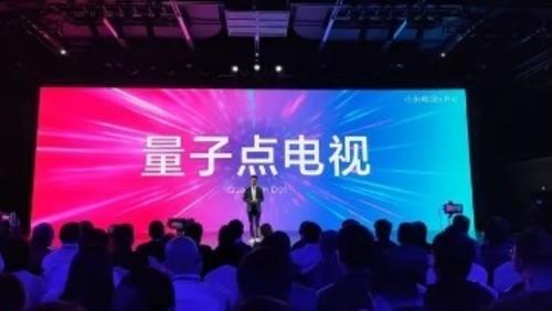 小米电视1-11月销量持续霸榜 李肖爽微博祝贺:全年中国第一稳了