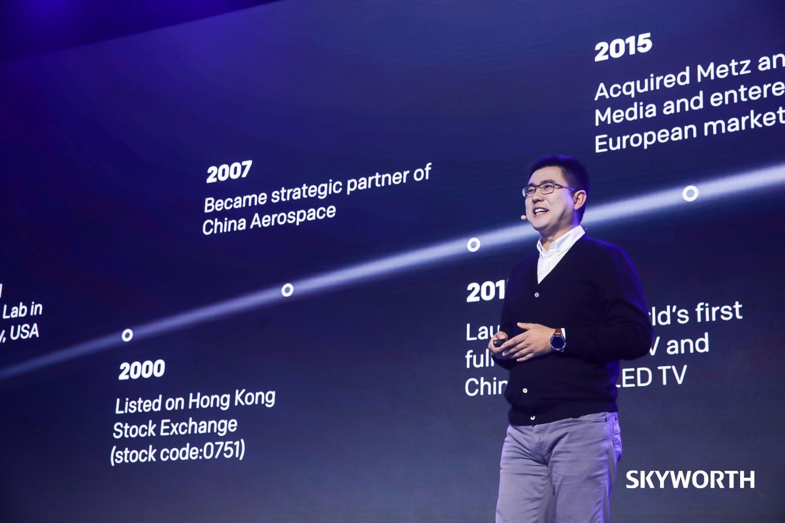 创维CES首发2020重磅新品,加速全球高端战略落地