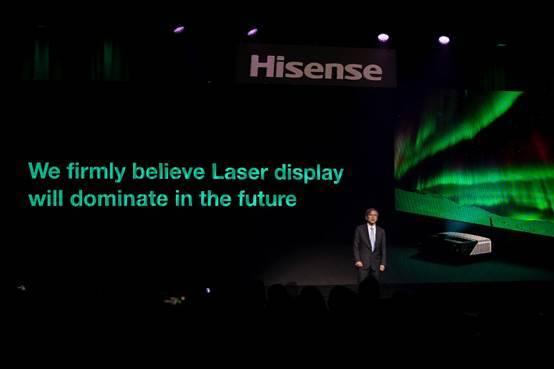"""突破电视""""声形色"""",海信CES 2020连发三款激光电视!"""