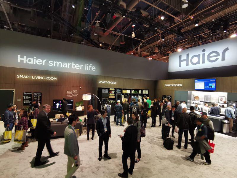 盘点2020 CES展会上的那些智慧家电黑科技,这才有点未来的样子