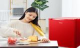 格兰仕推出迷你保鲜冰箱,解放你的单身生活!