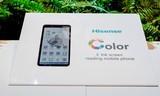 突破黑白视界 CES 2020海信发布全球首款彩色水墨屏阅读手机